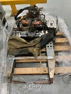 100 KVA Nimak/Centerline RoMan Robotic Weld Gun Scissor Welder