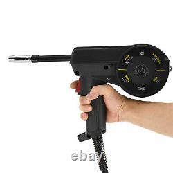 10FT MIG Aluminum Welding Spool Gun Torch Wire Feed Feeder for Miller MIG Welder