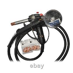 10ft Spool Gun Aluminum Welding fit Everlast Power i-MIG 200E Mig Welder