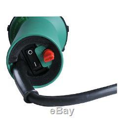 110V 1600W Easy Grip Hand Held Plastic PVC Hot Air Welding Gun Welder Pistol Kit