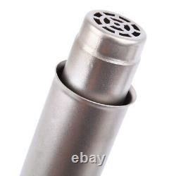 110V 1600W Hot Air Torch Heat Gun Set Plastic Welding Gun Welder Pistol+Case