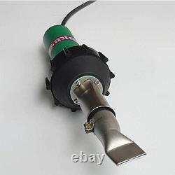 110V 1600W Hot Air Welding Gun for HDPE Geomembrane Welder