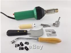 110V/220V 1600w Plastic Welder Gun Hot Air Gun/ Heat Welding Machine Torch Tool
