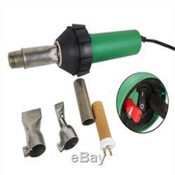 110V/220V Welder Gun Hot Air Gun With Nozzles + heating element welding tools