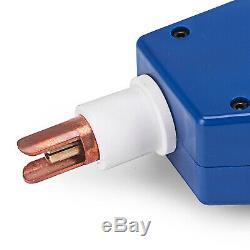 110V Dent Repair Stud Welder Kit JO1050 With Spotter Spot Puller 1000 Stud Gun