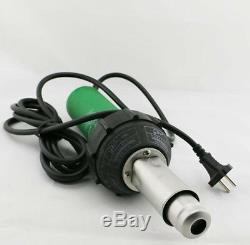 110V or 220V 1600W handheld hot air welder gun, plastic welding gun, hot air guns