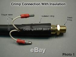 12' Mig Welding Gun Torch Stinger Mac Tools Welder Weld Parts WS117 WS007K WS120
