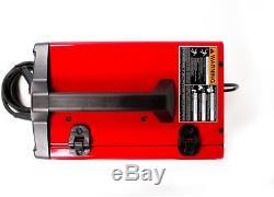 140 Amp MIG Wire Feed Welder Welding Magnum 100L Gun Sample Spool Flux Wire 115V