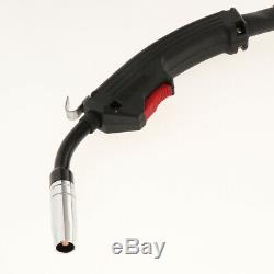 14AK Welding Gun Torch Euro Connector 2m Cable For MIG MAG Welder