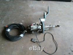 15 KVA ARO Portable Spot Welding Guns 220V Rotates on Support Arm Works Great