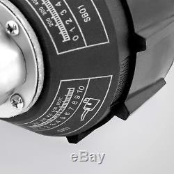 1500W Hot Air Plastic welding Gun welder Kit with PE PVC Spare Heater