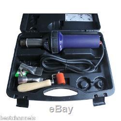 1600W 110V Hot Blast Torch Overlap Welding Gun Welder Pistol Tool Kit HT1600