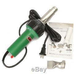 1600W Hot Air PVC Vinyl Plastic Welding Torch Heat Gun Welder Tool 1500W