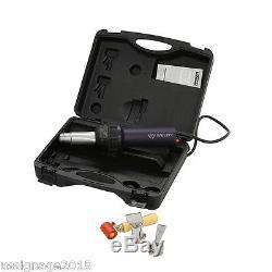 1600W Hot Blast Torch Overlap Welding Gun Welder Pistol Tool Kit, 110V