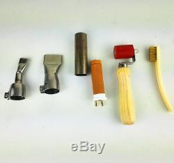 1600W Professional Hot Blast Torch Overlap Air Welding Gun Welder Heat Guns