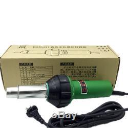 1600W Welding PVC Air Torch PEPP Plastic Welding Gun Welder Pistol 220V 50/60Hz
