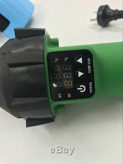 1600W digital Plastic welding Gun/Plastic welder hot air gun Hot Air Torch