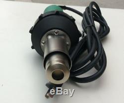 1600w 110V/220V Plastic Welding Machine Hot Air Gun +Nozzle Welder Torch Tool
