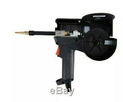 160A Spool Gun Lightweight Welding Welder Plumbing Auto Shop Garage Home NEW