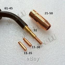 180A Replacement Mig gun Fit Lincoln Weld-Pak 180HD Welder K2515-1