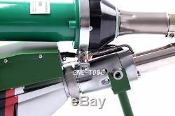 2.5kg/h Handheld Plastic Extrusion Welder Machine Hot Air Plastic Welding Gun