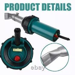 2000W AC 220V 60Hz Hot Air Torch Plastic Welding Gun Welding Torches For Welder