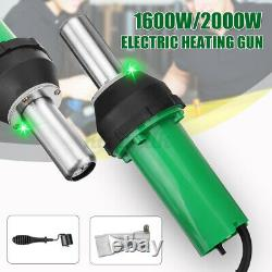 2000W Electric Corded Hot Air Heat Gun Welding Heating Welder Workshop Tool 220V
