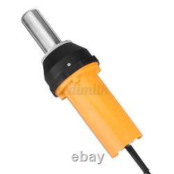 2000W Electric Corded Hot Air Heat Gun Welding Heating Welder Workshop Tool Q