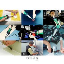 220V 1600W Hot Air Heat Welder Plastic Welding Gun Kit PVC PE Plastic Welder