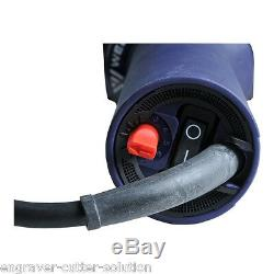 220V 1600W Hot Blast Torch Plastic Welding Gun Welder Pistol Tool Without Nozzle