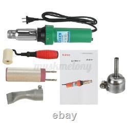220V 2000W Electric Soldering Hot Air Torch Plastic Welding Gun Welder Tool Kit