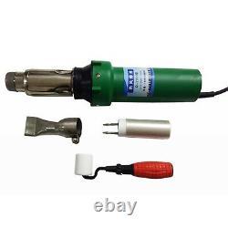 220V 2000W Electric Soldering Hot Air Torch Plastic Welding Gun Welder Tool SET