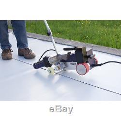 220V 40mm Hot Air Roofer Welder Welding Machine for Tarpaulins Roofing + 1 Gun