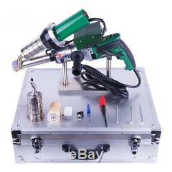 220V Hand Extruder Plastic Repair Seam Welder Extrusion Welding Gun