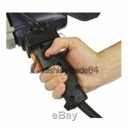 220V Handheld Plastic Extrusion Welding Machine Extruder Welder Gun Booster EX2