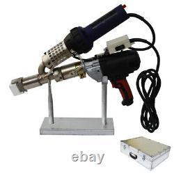 220V Handheld Plastic Extrusion Welding Machine Extruder Welding Gun Welder