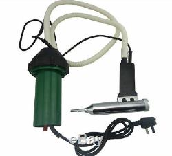 220V Plastic Hot Air welding Gun Plastic welder/Hot Gas Pistol 1000W