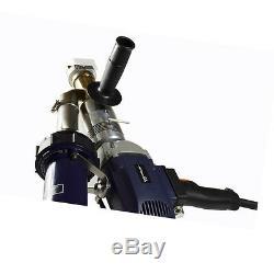 220V Weldy Plastic Extrusion Welding Machine Extruder Welder Heat Gun Booster