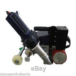 220V Weldy RW3400 Roofer Welder Hot Air Welding Machine 40mm Nozzle+ Air Gun