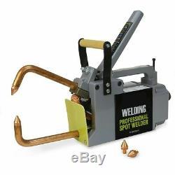 240 Volt Spot Welder 3/16 Single Phase Portable Handheld Welding Gun