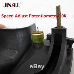240A MIG Spool Gun Mig Gun Speed Adjustable 24V DC Wire Feed Aluminum Welder