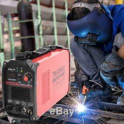 2In1 TIG/ARC Welding Machine 110V/220V Inverter DC 200AMP with Tig Torch Gun New