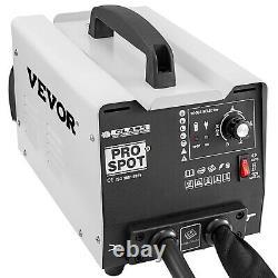 3500A Vehicle Panel Spot Puller Dent Repair Welder 2 Welding Guns 1.8KW