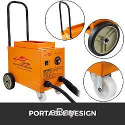 4.5KVA Dent Puller Spot Puller Welder Machine 0.1-1S 1PH 110V 2 Welding Guns