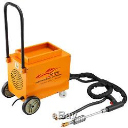 4.5KVA Dent Puller Spot Puller Welder Machine 0.1-1S 2 Welding Guns 60HZ Bonnet
