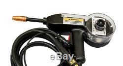 4 Pin Plug Aluminum Gas Shielded Welding 9' Spool Gun Welder Power Hand Tool