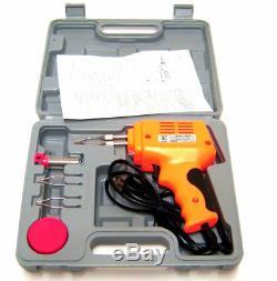 5 pc Soldering Iron Gun Welding UL listted Tools 120v Welder Solder