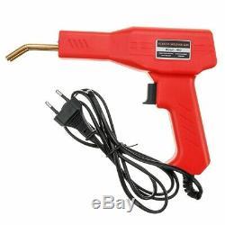 50W Car Bumper Repair Kit Hot Stapler Plastic Welding Welder Gun Model H50