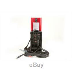 90 amp fc90 flux core wire feed welder and gun, 120v century portable welding