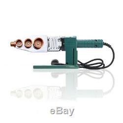 900W Hot Air Torch Plastic Welding soldering Gun Heat Pistol Welder Nozzle Rods
